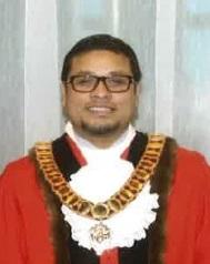 Deputy Mayor Cllr Mohammed Rahman