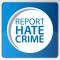 report hate crime icon