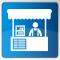 market stall icon