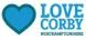 link to Love Corby website