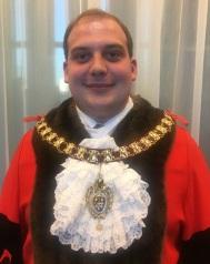 Mayor Cllr Matt Keane