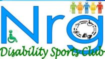 NRG Disability Sports Club logo