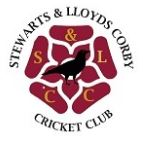 Stewarts and Lloyds Corby Cricket Club logo
