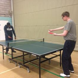 NRG Table tennis