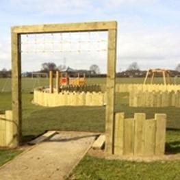 image of Abingdon play area