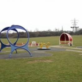 image of Burghley Drive Play Area