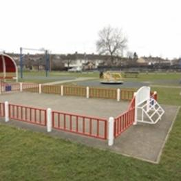 second image of Burghley Drive Play Area