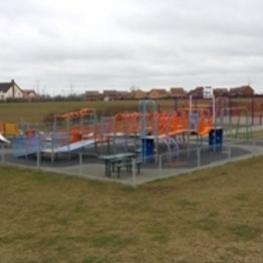 second image of Butland Road Play Area