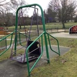 second image of East Carlton Countryside Park Play Area