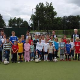 Football team image