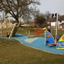 second image of Glastonbury Play Area