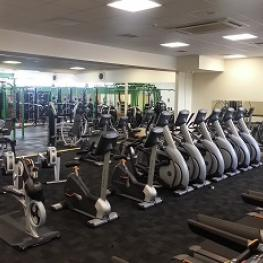 Lodge Park Sports Centre Corby Borough Council
