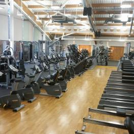 New Gym image