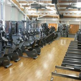 Gym Info The Pool Lodge Park Corby Borough Council