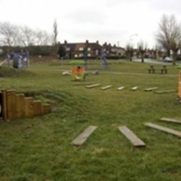 second image of Pen Green Play Area