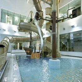 Pirate Ship/Fun Pool