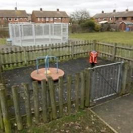 image of Spinney Play Area Weldon