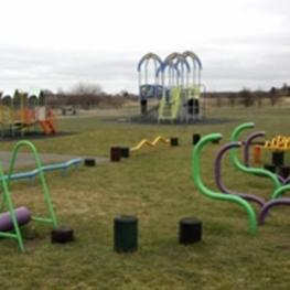 image of Weldon Woodland Park Play Area