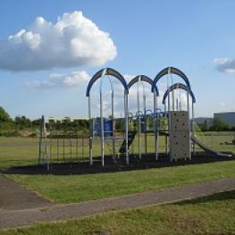 Weldon Woodland Park Play Area