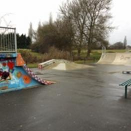 image of West Glebe Park Play Area