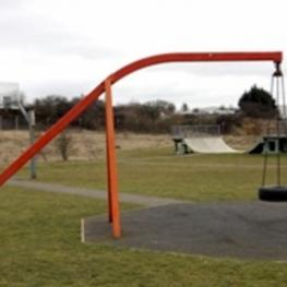 second image of West Glebe Park Play Area