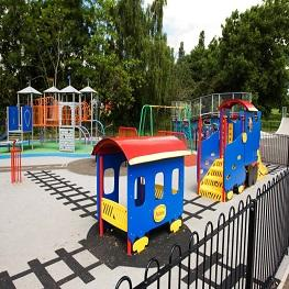 West Glebe Play Area
