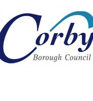 Corby Borough Council logo
